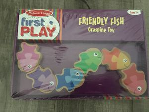 Friendly Fish grasping toy for Sale in Los Angeles, CA