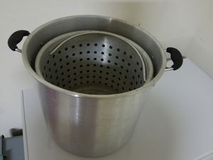 Cooking Pan (Turkey Fryer), Xtera Large for Sale in Houston, TX