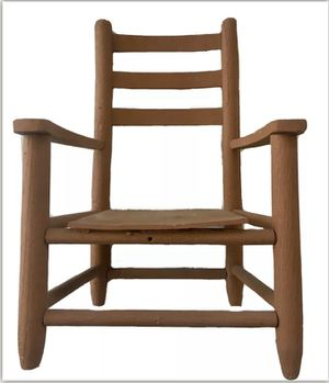 $40 obo Antique child's straight back wooden chair for Sale in Waterboro, ME