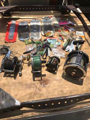 Fishing reels for Sale in Modesto, CA