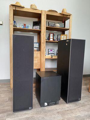 TDL Electronics / audio pro for Sale in Laguna Beach, CA