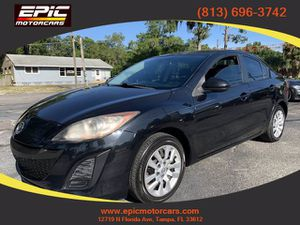 2011 Mazda Mazda3 for Sale in Tampa, FL