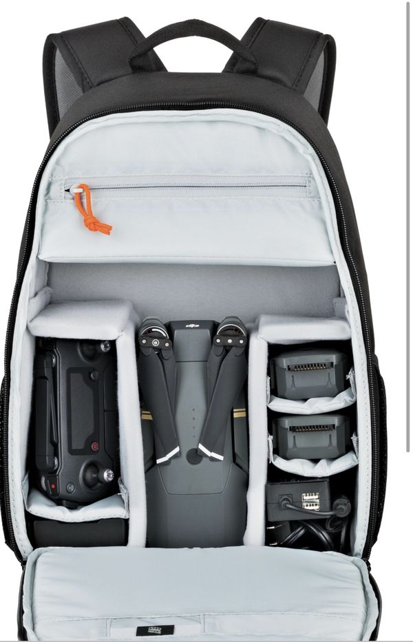 Lowepro Tahoe backpack for drone or dslr camera