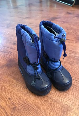 Snow boots size 12 for Sale in Murrieta, CA