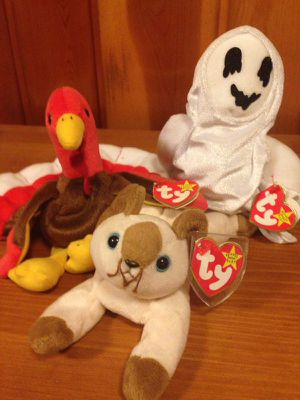 Beanie Babies - set of 3 for Sale in Washington, DC