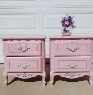 ShabbyChic night stands for Sale in Hacienda Heights, CA