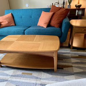 Matching mid century tables for Sale in Portland, OR
