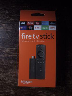 Amazon Fire TV Stick 2nd Gen OPEN BOX for Sale in New Rochelle, NY