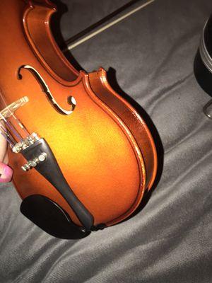 Wooden violin for Sale in Hesperia, CA