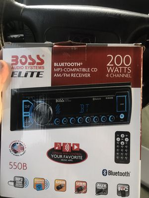 Boss car stereo for Sale in Albany, GA