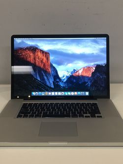 Apple MacBook Pro 17 Inch Laptop 💻💢 Warranty Included ‼️ for Sale in Huntington Beach,  CA