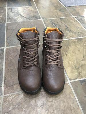 "Timberland PRO Men's 26078 Titan 6"" Waterproof Safety-Toe Work boots for Sale in Santa Clara, CA"