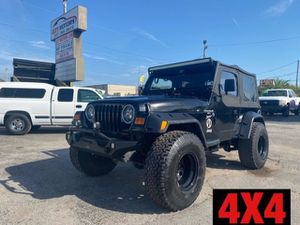 2001 Jeep Wrangler for Sale in St.Petersburg, FL