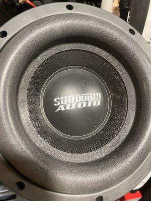 Sundown audio E8.v5 for Sale in Denver, CO