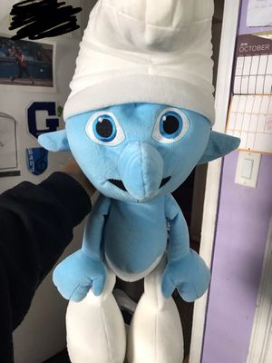 Smurf Stuffed Animal for Sale in Whitehall, OH