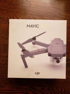 Dji Mavic pro brand new for Sale in Annandale, VA