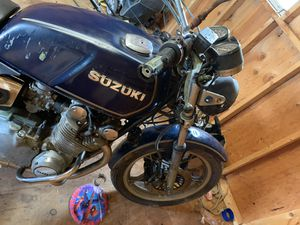 Suzuki 850 motorcycle parts bike no title for Sale in PA, US