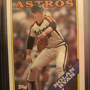 1988 Topps Nolan Ryan for Sale in Fontana, CA