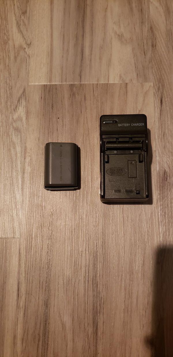 Canon Rebel XTI Camera