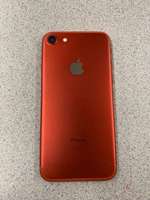 iPhone 7 (A1778) Red Edition for Sale in Phoenix, AZ