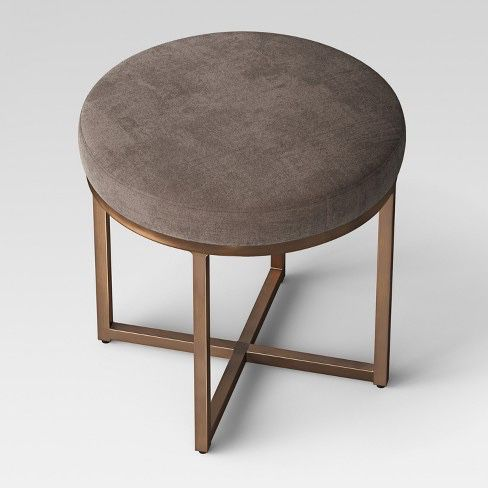 Awe Inspiring Malvern Round Ottoman Project 62 Target For Sale In Cjindustries Chair Design For Home Cjindustriesco