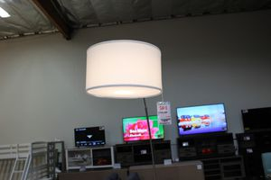 84 inch Silver Arch Floor Lamp with KD Shade, 6931SN for Sale in Bell Gardens, CA