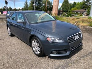 2011 Audi A4 2.0T Quattro Premium for Sale in Federal Way, WA