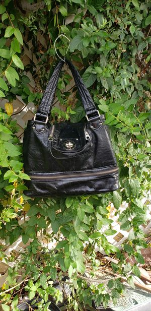 Marc Jacobs Leather Bag Purse Tote Satchel Mod Urban Turn Lock Retro for Sale in Phoenix, AZ
