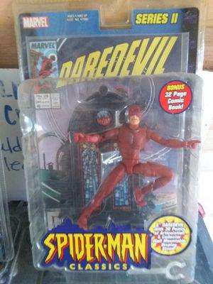 Spider-Man classics Daredevil for Sale in San Antonio, TX