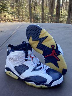 Jordan 7 Olympic blue for Sale in Fairfax,  VA