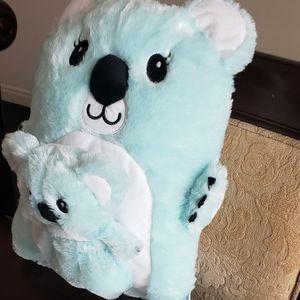 Koala Bear Stuffed Animal And Slippers for Sale in Bakersfield, CA
