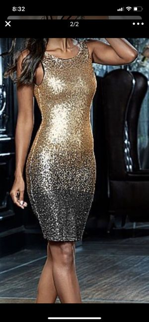 OMBRE SEQUIN DRESS for Sale in Richmond, CA