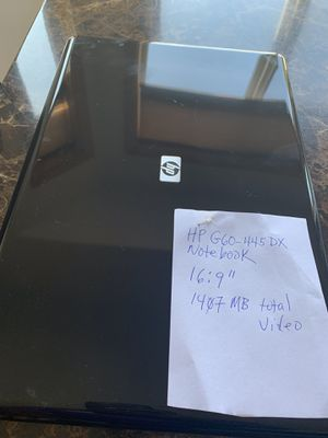 HP G60-445DX Notebook PC for Sale in Lacey, WA