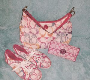 All Coach shoes, Wallet & purse for Sale in Trezevant, TN