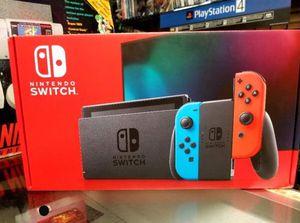 Nintendo Switch V2 for Sale in Denver, CO