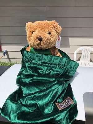 Herrington Teddy Bear Honey 14 Plush Beanie Toy for Sale in San Antonio, TX