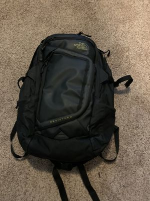 North face back pack for Sale in Eau Claire, WI