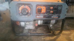 RS 5500 generac generator for Sale in Portland, OR