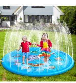 Flow.month Sprinkler Pad and Splash for kids for Sale in Atlanta, GA