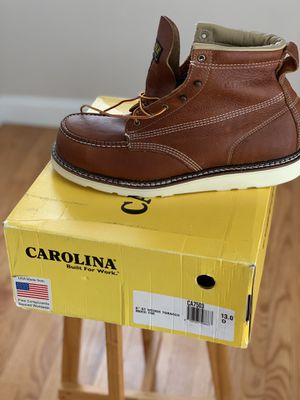 Carolina Work Boots for Sale in Randolph, MA