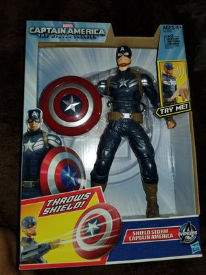 Shield Storm Captain America for Sale in Los Angeles, CA