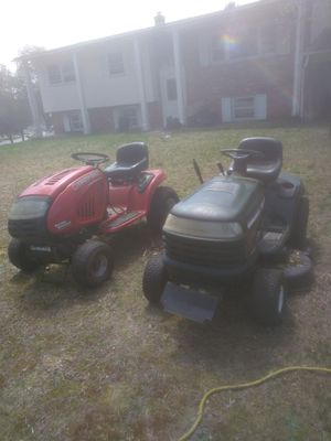 Riding Lawnmowers for Sale in Baltimore, MD