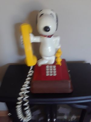 1978 Snoopy and Woodstock phone for Sale in Denver, CO