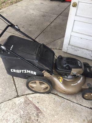 Craftsman lawn mower for Sale in Eastpointe, MI