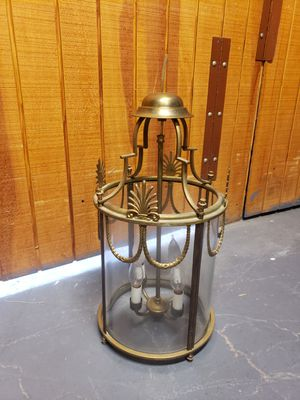 Gold Pendent Ceiling Light Detroit Storage Location for Sale in Detroit, MI