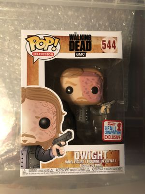 Walking Dead Dwight 2017 NYCC Exclusive Funko Pop collectible for Sale in Hollywood, FL