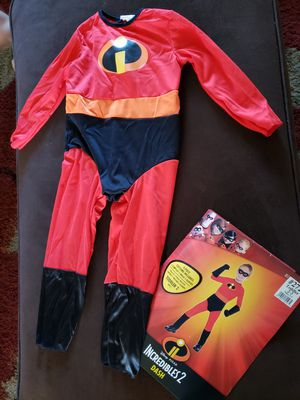 Incredibles costume ( SEE 2ND PHOTO FOR PRICE) for Sale in Phoenix, AZ
