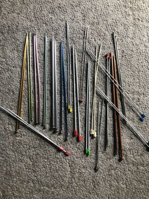 Knitting needles for Sale in Carol Stream, IL