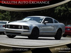 2009 Ford Mustang for Sale in Duluth, GA