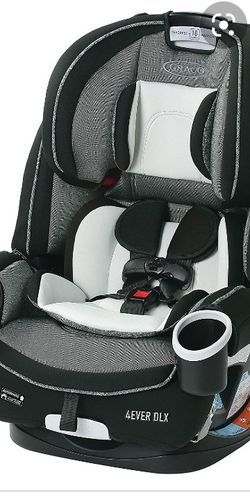 *Brand New* Graco DLX 4ver 4-in-1 Infant To Toddler Carseat for Sale in St. Petersburg,  FL